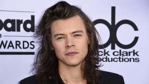 Harry Styles announces first solo performance