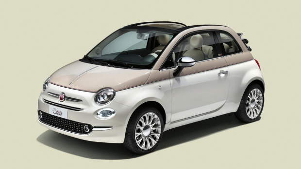 Fiat Marks Years Of The Fiat With Special Edition CTV - Fiat autos