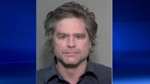 Erik Cossette, 51, was charges with possession of child porn.