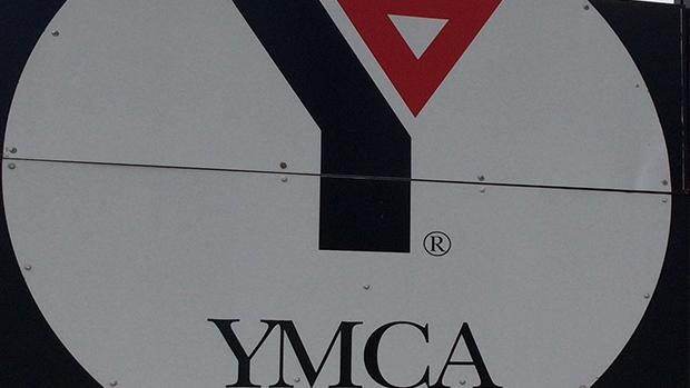 Barrie Ont.'s YMCA location can be seen on Wednesday, March 29, 2017. (Rob Cooper/ CTV Barrie)