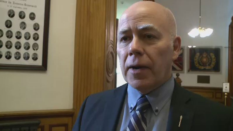 """New Brunswick MLA David Coon says the decision to deny a mother social assistance for not revealing her father's name is """"discriminatory and sexist."""""""