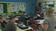 Nova Scotia students have missed over two weeks of classes due to weather.