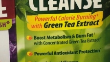 greentea supplements
