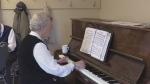 Happy Harmonicas entertain seniors with music