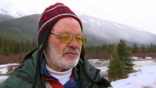 Cliff Hansen of the Rocky Mountain Eagle Research