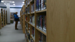 Library staff laid off after budget cut
