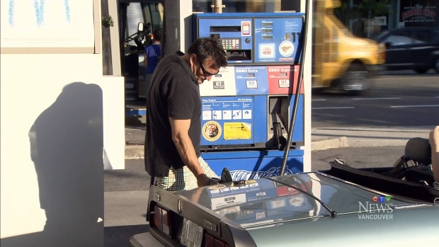 Gas expected to jump in Vancouver overnight