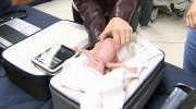 Robot baby part of new BCIT health sciences centre