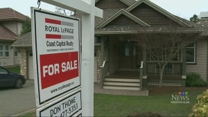 Condos in the Greater Victoria area could fall up to five per cent next year, according to BC Assessment: (CTV News File Photo)