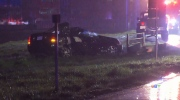 Heavy rain a possible factor in fatal crash