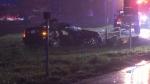 Heavy rain a possible factor in fatal crash