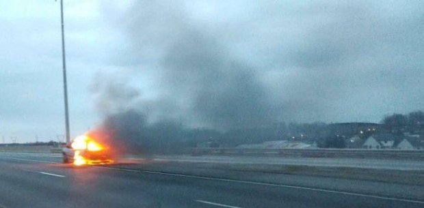 401 Vehicle Fire