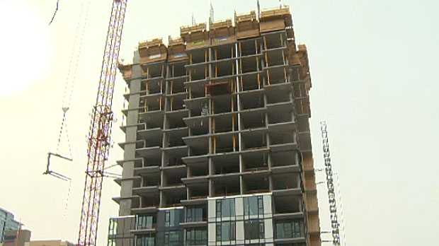 Condo and townhouse sales are up in Calgary, and experts say it depicts a shift in confidence for the market.