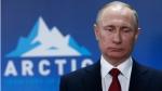 Russian President Vladimir Putin at the International Arctic Forum in Arkhangelsk, Russia, on March 30, 2017. (Sergei Karpukhin/Pool photo via AP)