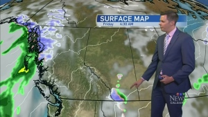 CTV Calgary: Temperatures still well above normal