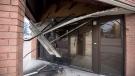 Improvised explosive device detonates at Sask. cou