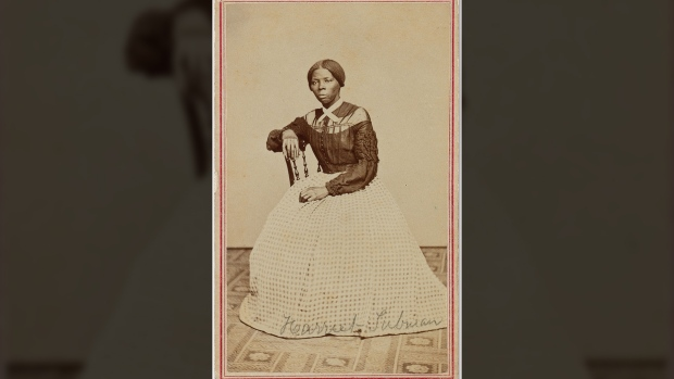 Ultra-rare photograph of Harriet Tubman sold for $161000