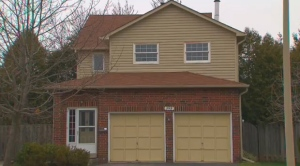 An Oakville home that was recently sold to a couple, despite the fact that their bid was $150,000 less than a competing bid, is shown.