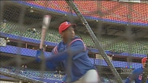 Expos legend Tim Raines is in Montreal to be honou