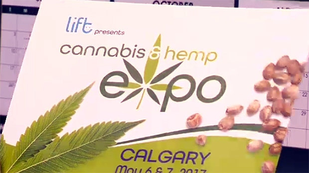 Efforts To Advertise Calgary Cannabis Expo Go Up In Smoke
