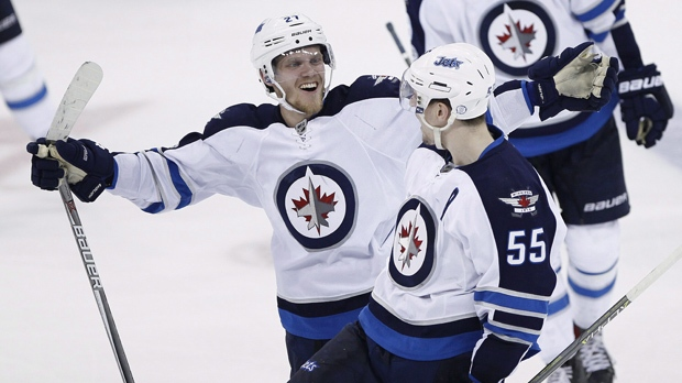 Jets come from behind to beat Ducks in OT