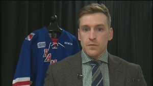 Rangers name McKenzie as new GM