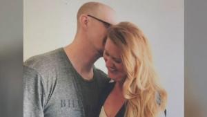 Second chances: Woman finds love through pen pal website for