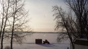 Sandy Lake First Nation is seen in this file photo.