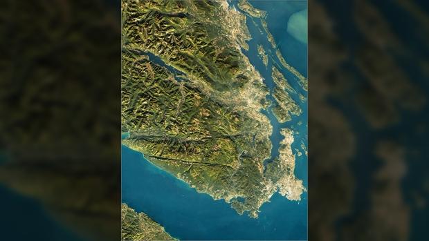 leech river fault line victoria