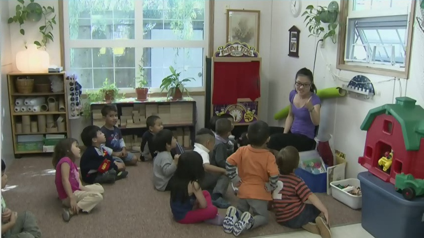 how to start a childcare center
