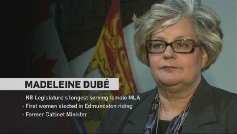 Madeleine Dube