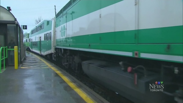 GO Transit adding dozens of new train trips