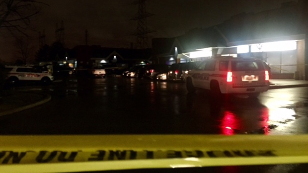 Shooting at Vaughan banquet hall leaves man in life-threatening condition