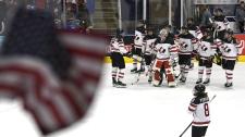 U.S. beats Canada at Women's World Championship