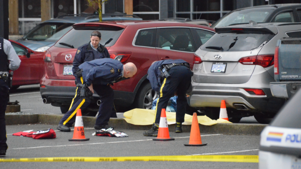 IHIT called to deadly daylight shooting at Langley hotel parking lot