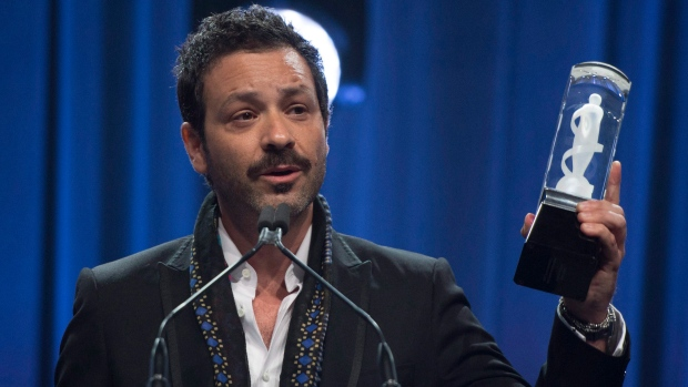Adam Cohen, son of Leonard Cohen