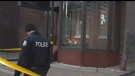 Toronto police are investigating after two people were shot inside what is believed to be an after-hours club on Spadina Avenue.