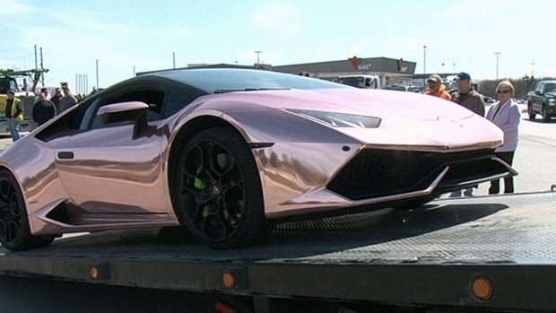 Lamborghini Among 12 Vehicles Impounded For Stunt Driving On Hwy. 400 | CTV  Barrie News
