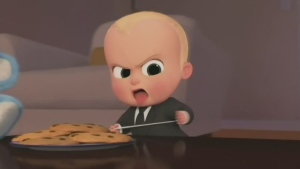 Mose at the Movies: The Boss Baby