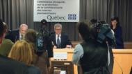 Chamberland hearings