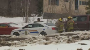 A man has been charged with second-degree murder after a fatal garage fire in South Rawdon, N.S.