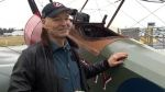 Allan Snowie from Vimy Flight