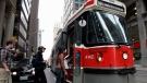 """The Toronto Transit Commission launches """"You Said It"""" campaign on Monday to improve riders' behaviour on the subway, buses and streetcars. (J.P. Moczulski/The Canadian Press)"""