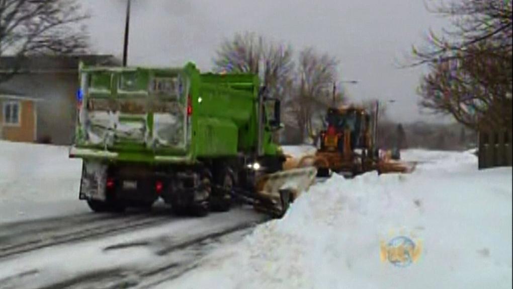 NTV News: Spring blizzard blasts Newfoundland | CTV News Atlantic