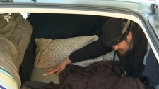 CTV News Channel: Sleeping in vehicles on the rise