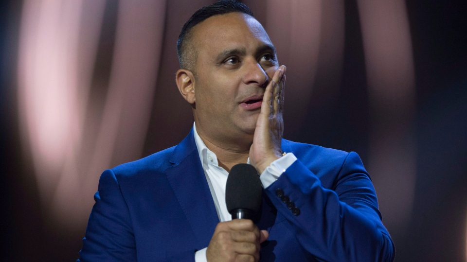 Juno Awards Russell Peters
