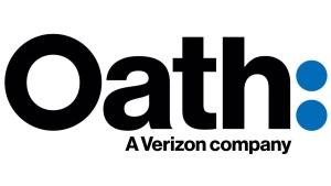 Oath: A Verizon company (source: Twitter / @timarmstrongaol)