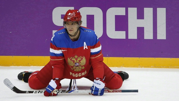 Alex Ovechkin: Players shouldn't be forced to choose between National Hockey League and Olympics