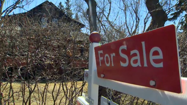 Low inventory and an increase in buyers means Calgary's housing market is warming up.