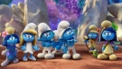 A scene from the animated film 'Smurfs: The Lost Village.' (Columbia Pictures)